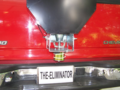50 lb. Road Feeder w/THE-ELIMINATOR Unit