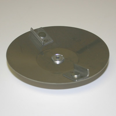 Scatter Plate for Tailgate Feeder