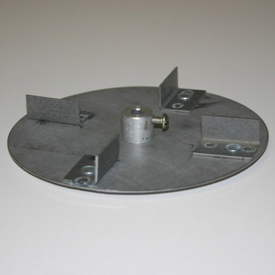 Scatter Plate for Fish Feeder