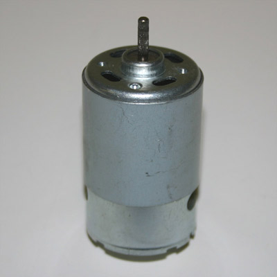 Small Motor 1/8 in. Shaft