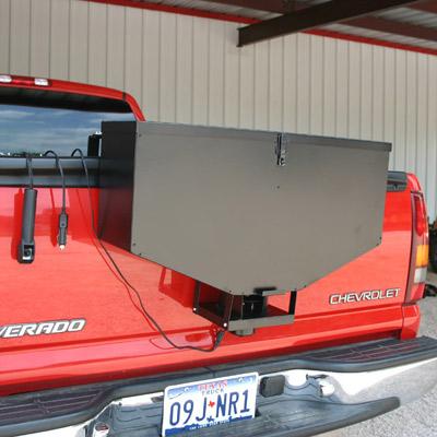 100 lb. Tailgate Feeder