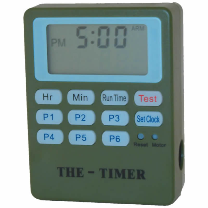 THE-TIMER TWO-STAGE